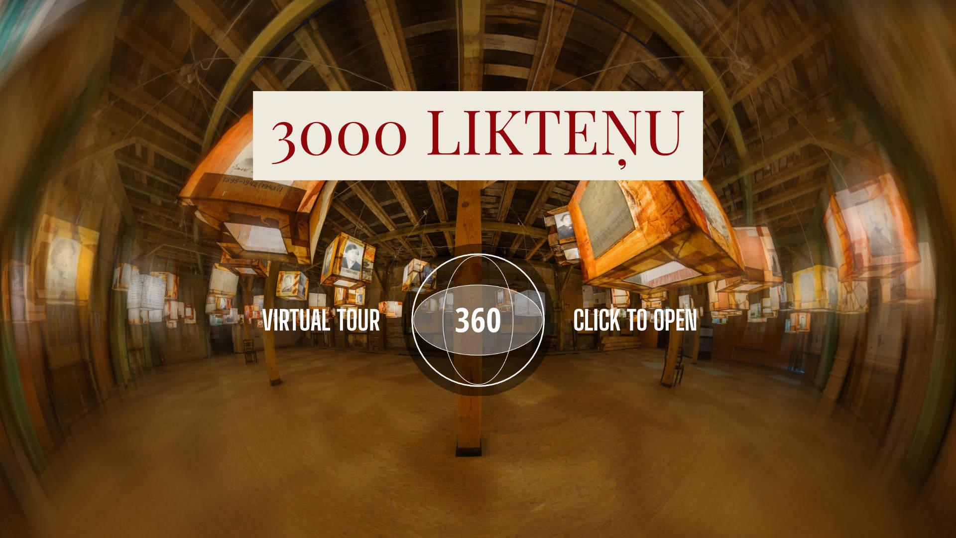 3000 likteņu