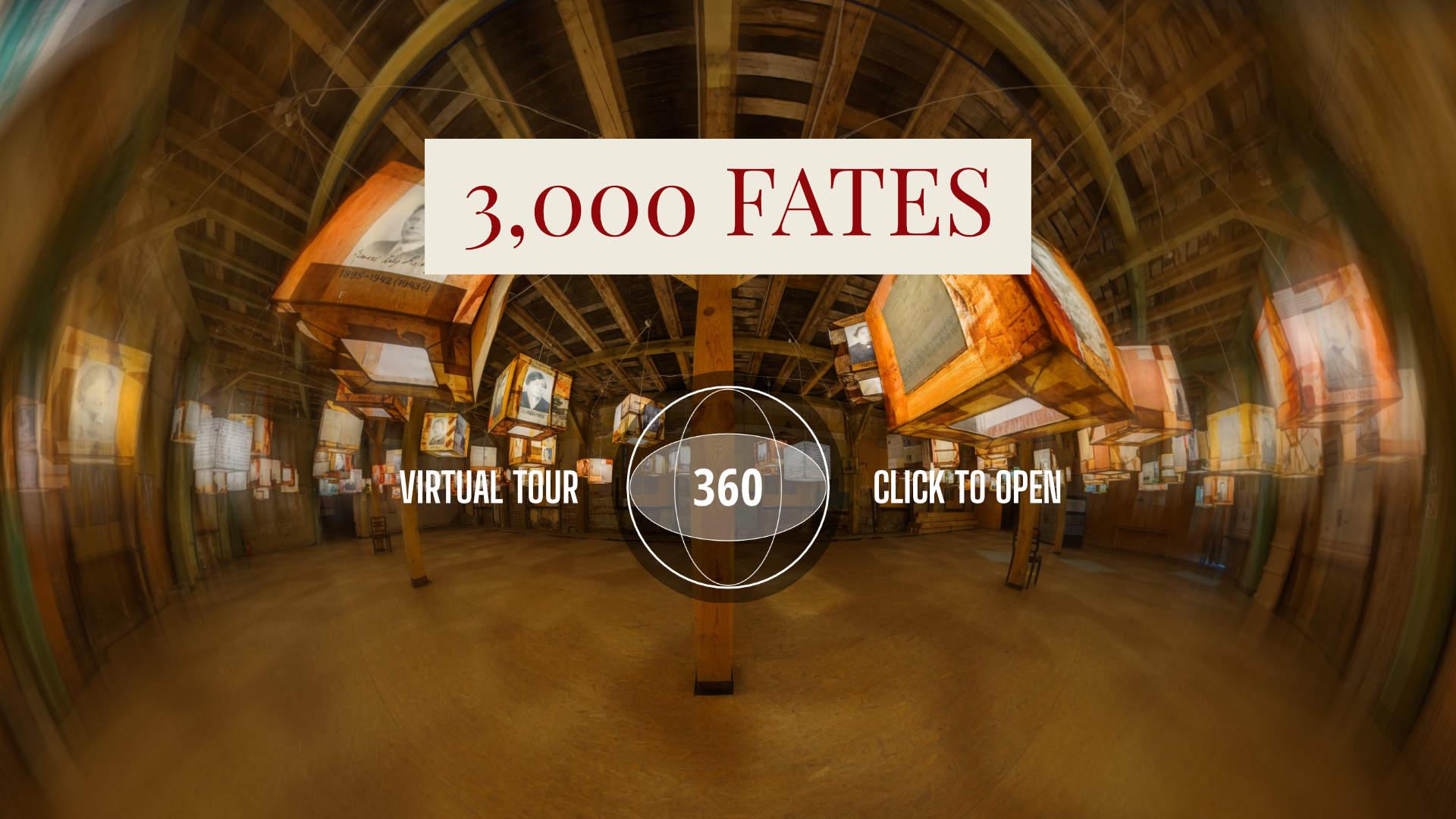 3,000 Fates