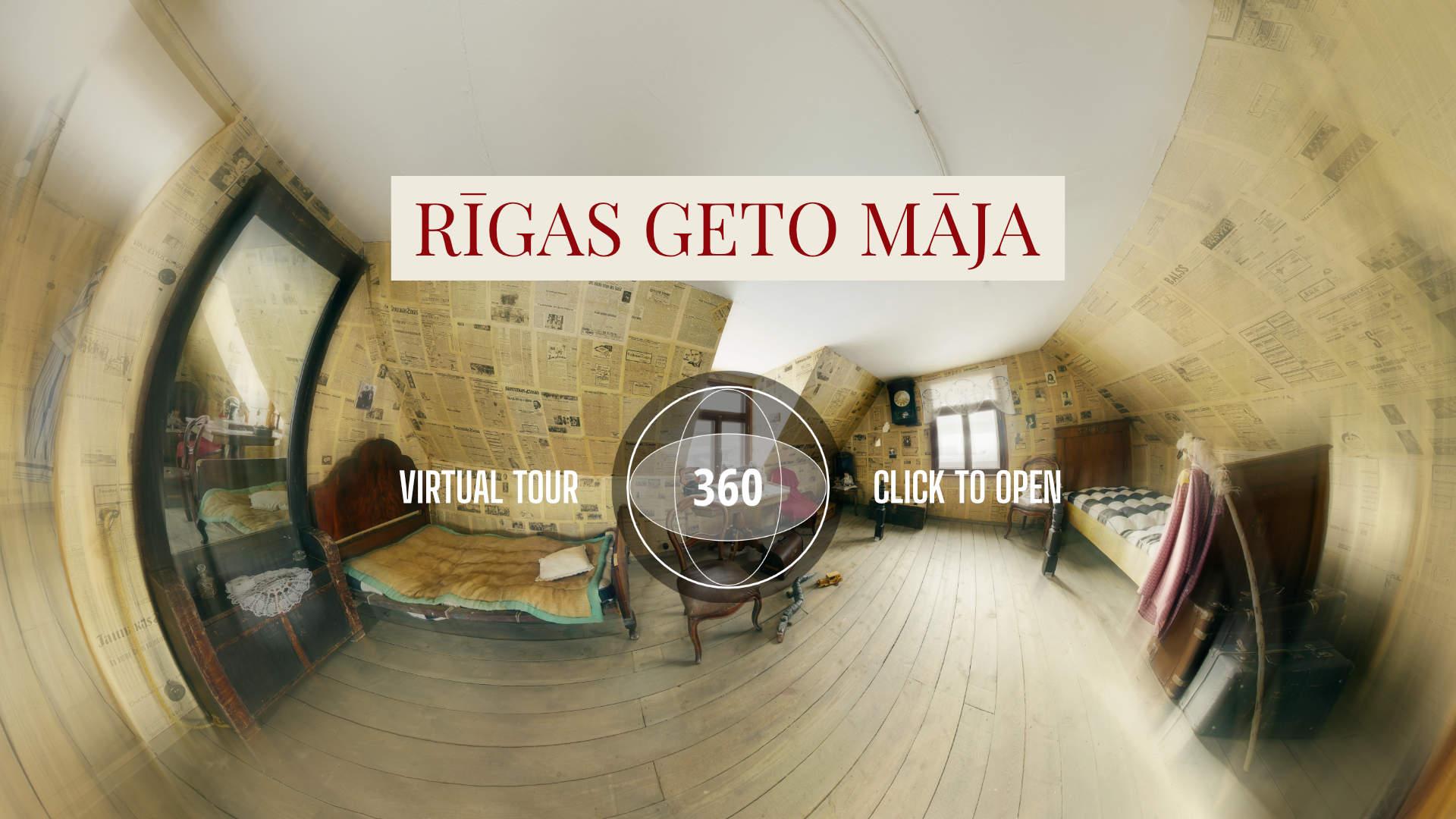 Rīgas Geto Māja