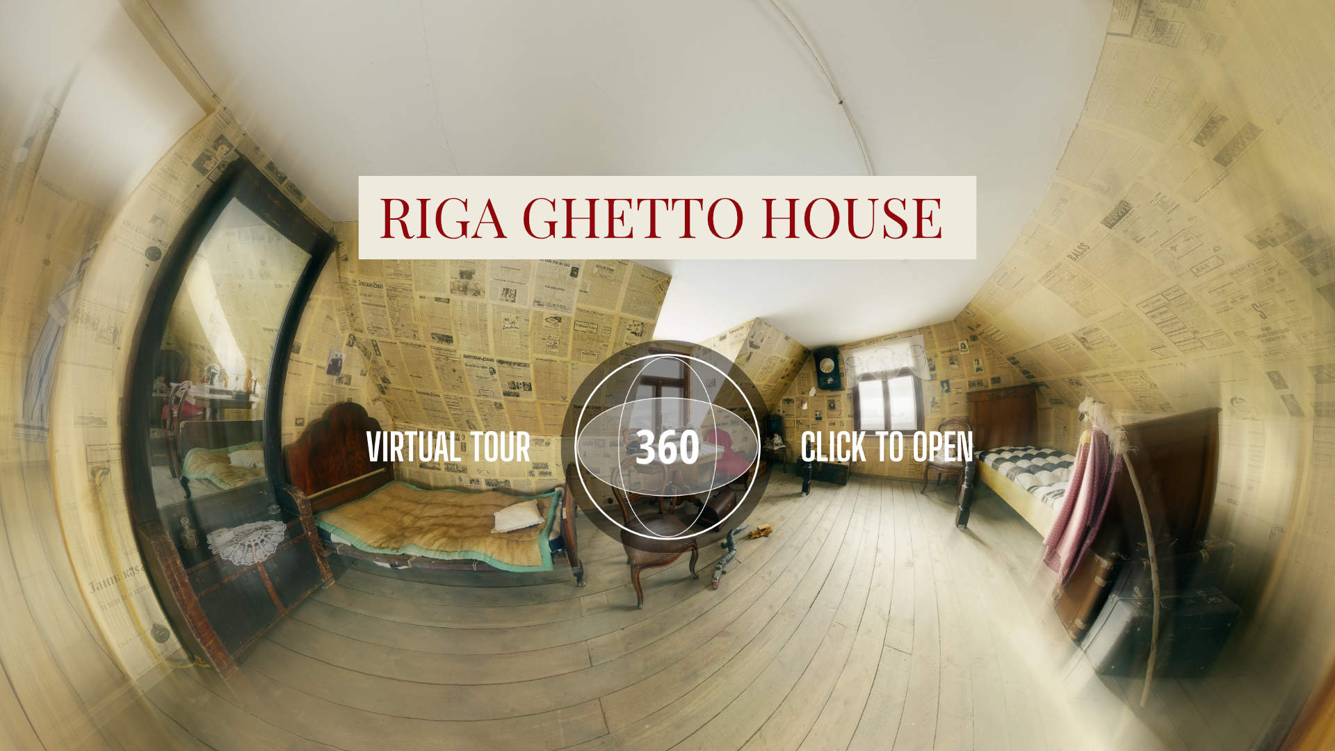 Riga Ghetto and Holocaust in Latvia Museum